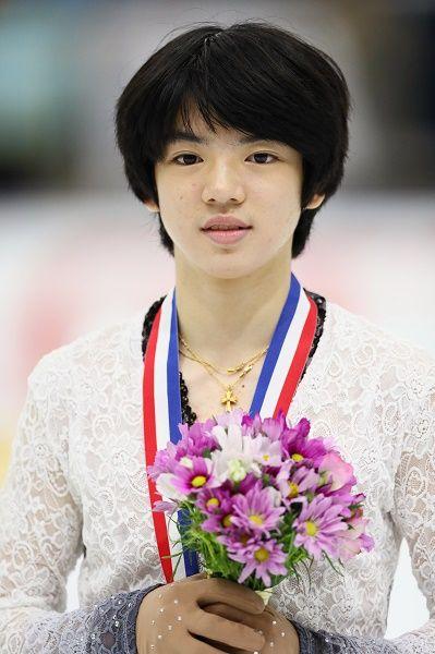 ジュンファンはどことなく町田樹に似てる?可愛い顔してるけど容姿については好みが分かれそうだ