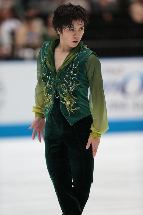 宇野昌磨選手が初めて4回転フリップジャンプをした男子フィギュアスケート選手としてギネス世界記録に認定