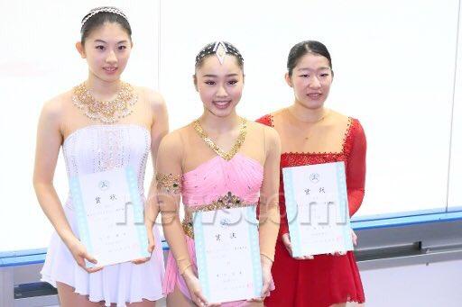 東京選手権大会2016で樋口新葉が圧勝し優勝。着々と力を付けて成長している