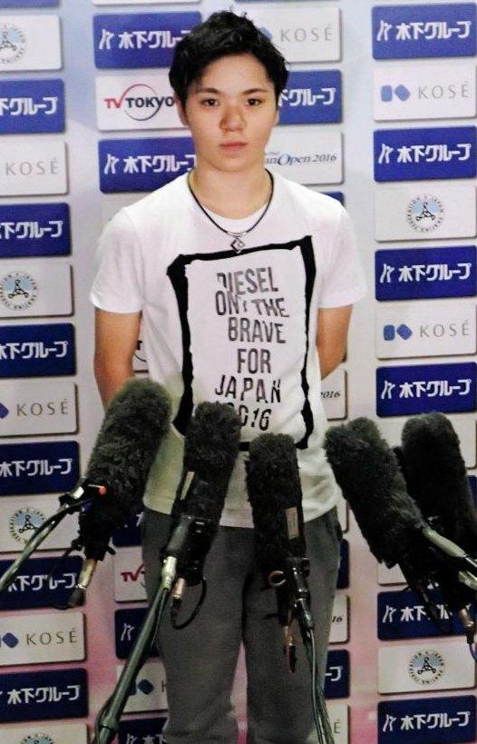 宇野昌磨がジャパンオープンでギネスジャンプの4回転フリップ披露へ。練習でも成功