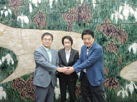 2017年12月のグランプリファイナルは名古屋で開催される事が決定…橋本聖子会長「メダル獲得を目指して欲しい」