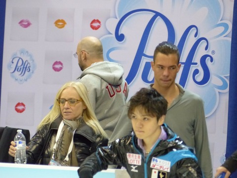 スケートアメリカ2016。宇野昌磨選手の今季GPシリーズ初戦。熱い戦いを見逃すな