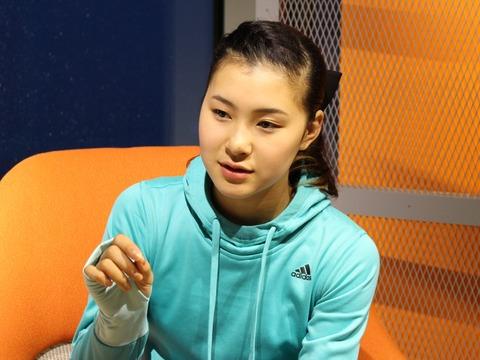 村上佳菜子がGPシリーズ初戦へ抱負を語る「心に残る演技したい」