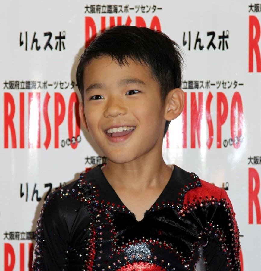 織田信成氏の甥がフィギュア近畿選手権2016に出場「信成さんぐらいは超えたい」と壮大な夢を口にした。