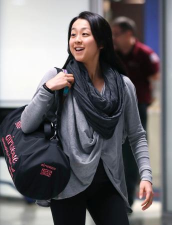 浅田真央がGPシリーズ初戦スケートアメリカでもトリプルアクセル回避を明言。心配されていた左膝は「大丈夫です」と語った
