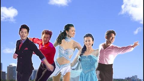 浅田舞がハワイへ向けて出発。新しいプログラム披露へ