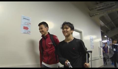 可愛いは世界共通?宇野昌磨選手の無垢な笑顔に海外の選手も自然と笑顔になる