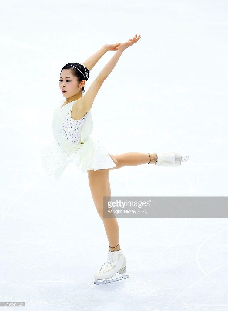 スケートカナダ2016。女子フリー演技が終わりメドベージェワが優勝。宮原知子は3位に食い込み本郷理華は6位と順位を下げる