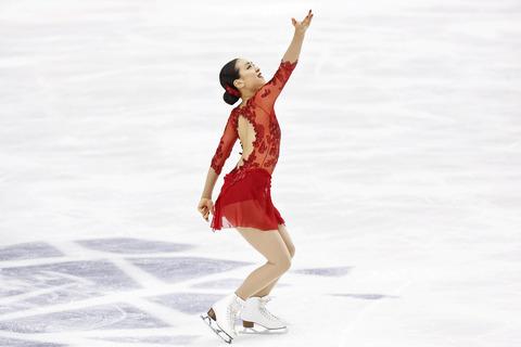 今季初戦2位に浅田真央が「課題はたくさんある」とシーズン本格開幕に向けてレベルアップを誓う。