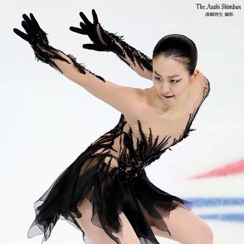 スケートアメリカ2016。女子SP浅田真央5位発進。首位と僅差の大混戦で17歳の三原舞依が大健闘2位
