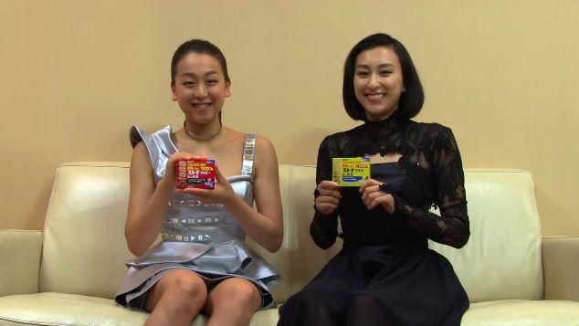 浅田真央がストナの撮影秘話やメッセージ動画を公開