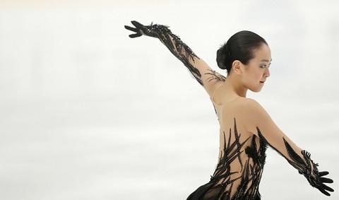 浅田真央の華麗で素敵なリチュアルダンスSPのお写真を公開。