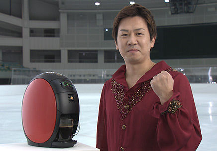 ネスカフェの本田武史スケート教室があまりの人気で現在はキャンセル待ち