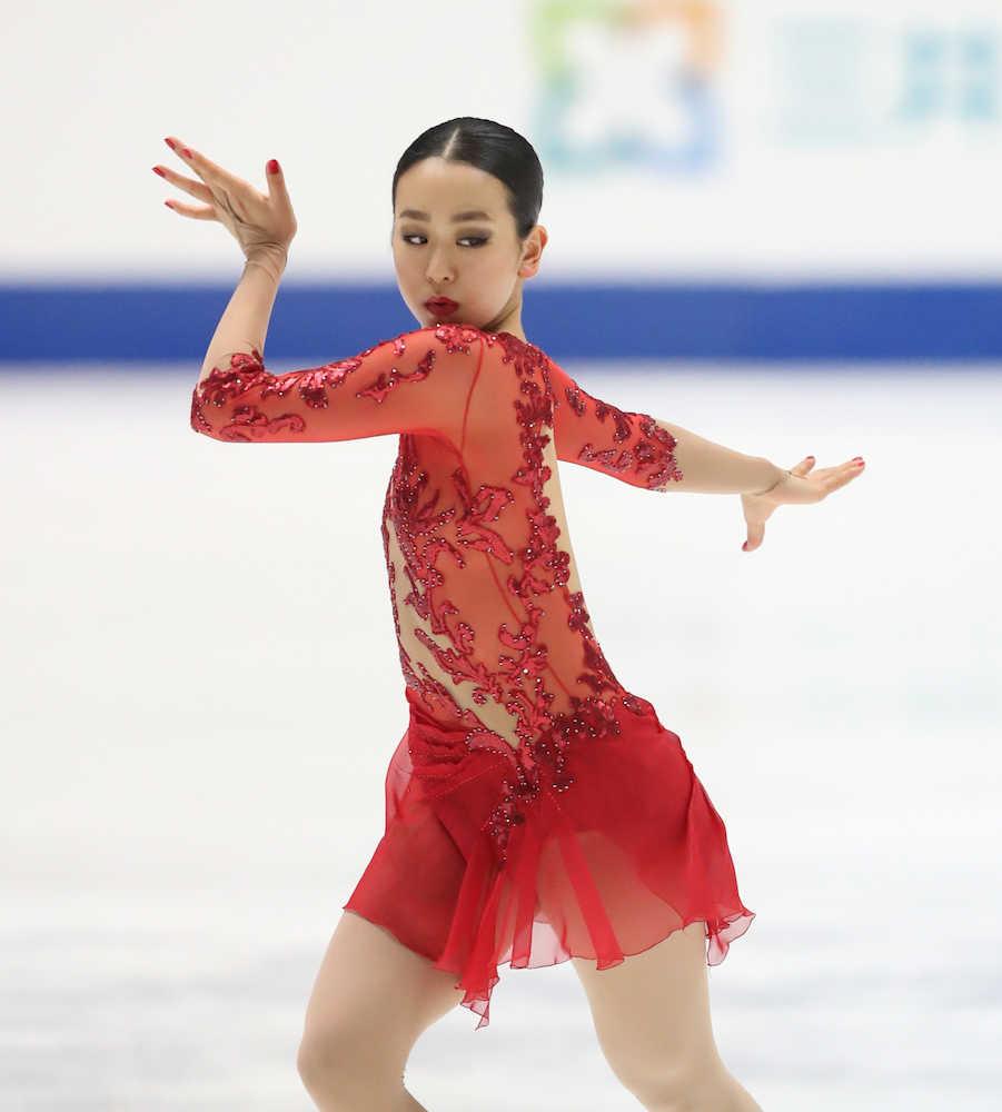 浅田真央、今季後半は試合出ずに平昌五輪開催の来季に備えマイペース始動
