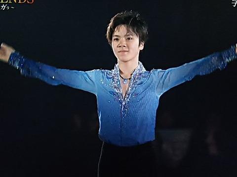 宇野昌磨の成長は止まらない。人前で初めて挑戦した4回転ループで着氷。試合で実践する意欲も垣間見せる