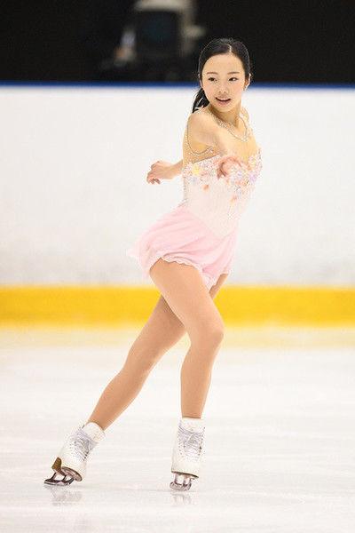 2017年に期待するスポーツ界代表の美女アスリートに本田真凜が選ばれる