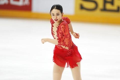 浅田真央選手、本人側の希望で今季後半の国際大会に出ず。平昌五輪シーズンに備える