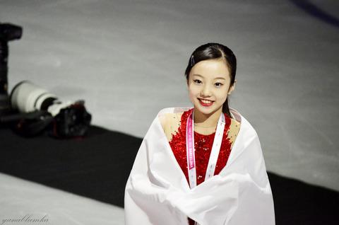 かわいすぎると話題の15歳フィギュアスケーター。本田真凜は再び世界女王を目指す!