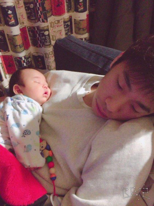 昨年第3子が誕生した織田信成「母乳以外なら、ほぼほぼできます」とパパの顔を見せる。