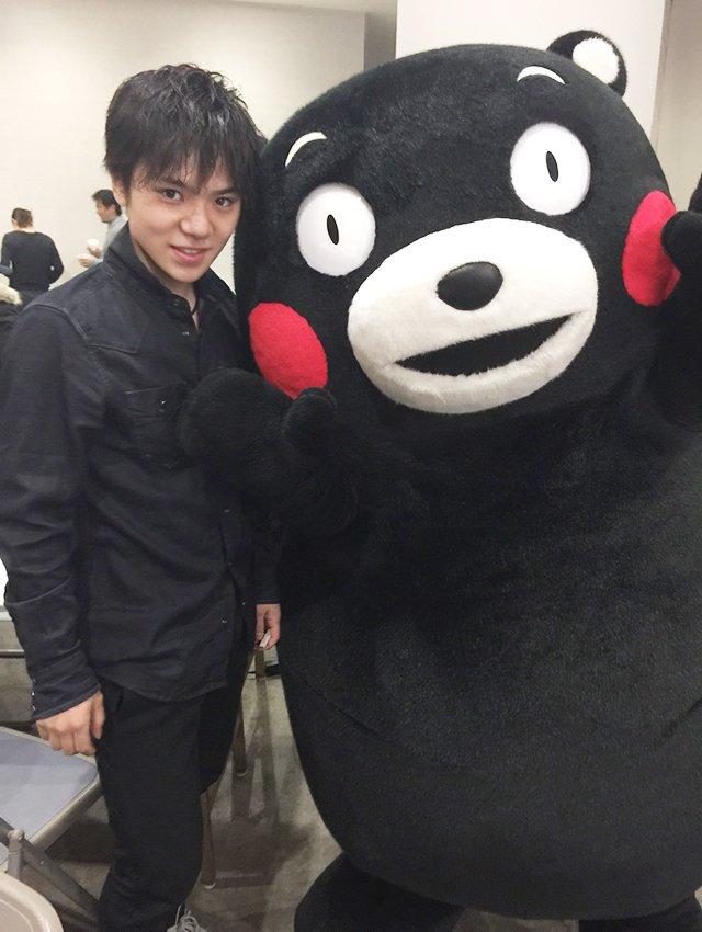 宇野昌磨選手の公式サイトでPIW熊本に対するメッセージを公開。日々成長し練習の成果を出していきたい