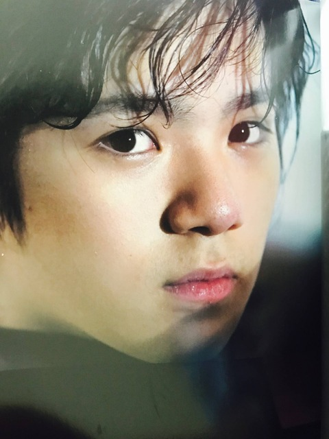 宇野昌磨君の顔はどことなく大谷翔平選手に似てる?言われてみればどことなく似てるような・・・