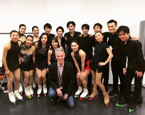 樋口新葉のインスタグラムにSOI出演者の集合写真をアップ。みんな若々しくて素敵な笑顔