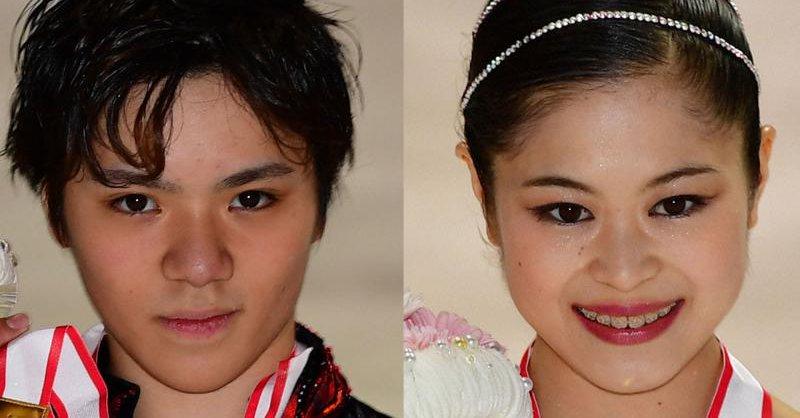 宇野昌磨と宮原知子が日本オリンピック委員会のシンボルアスリートに選ばれる