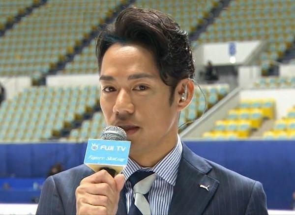 四大陸選手権の中継ナビゲーターに高橋大輔を起用。演技後に選手へのインタビューを行う予定