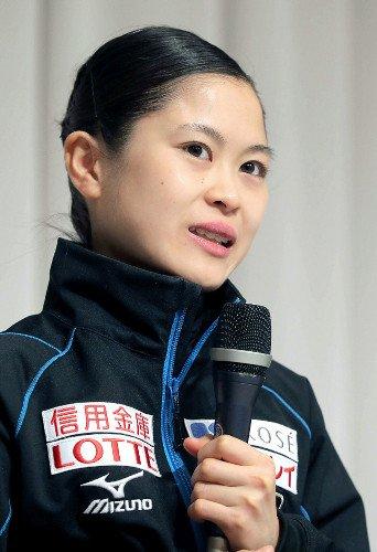 疲労骨折した宮原知子が世界選手権へ向けて3月からジャンプ練習を再開