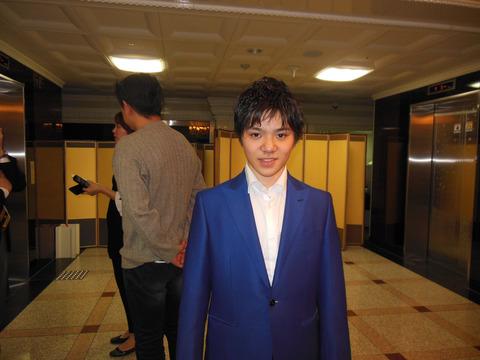 クープ・ド・プランタン2017に宇野昌磨選手が出場。ルクセンブルクで3/10(金)~13(月)まで試合