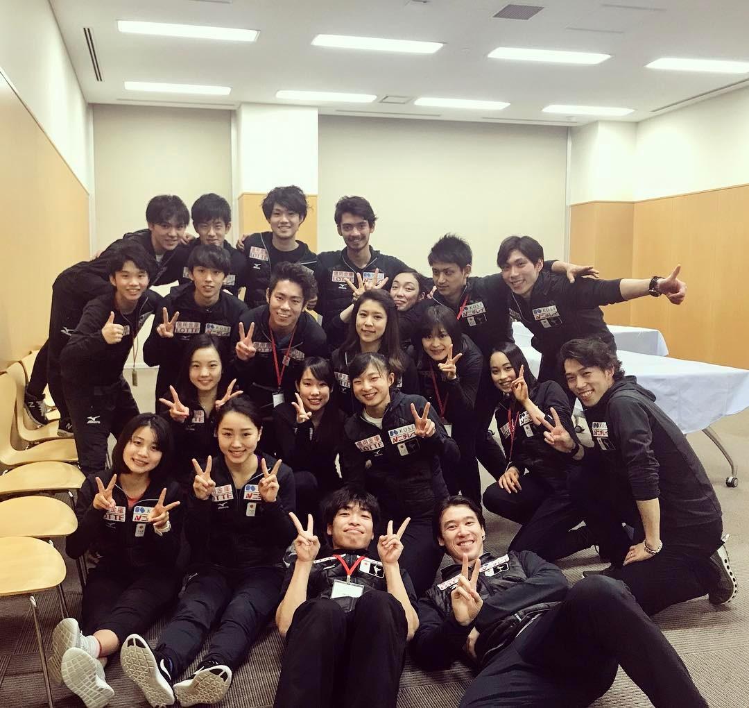 JOC研修会で山本草太と宇野昌磨が二人並んで写真撮影。懐かしの並びにファンも歓喜
