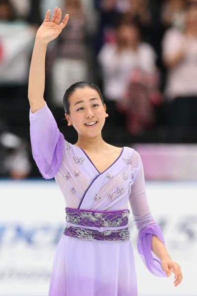 浅田真央が現役引退を表明。自身のブログで発表