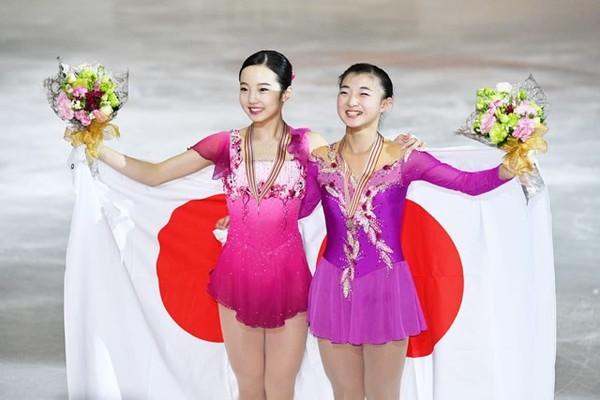 来季の強化指定選手を公表。本田真凜や坂本花織らが特別強化選手に選ばれる