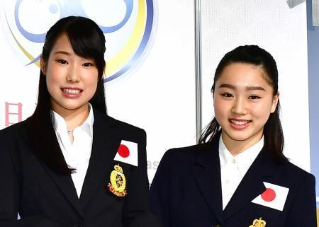 国別対抗戦に三原舞依・樋口新葉は初出場「思いきって滑る」と世界選手権の雪辱を晴らす