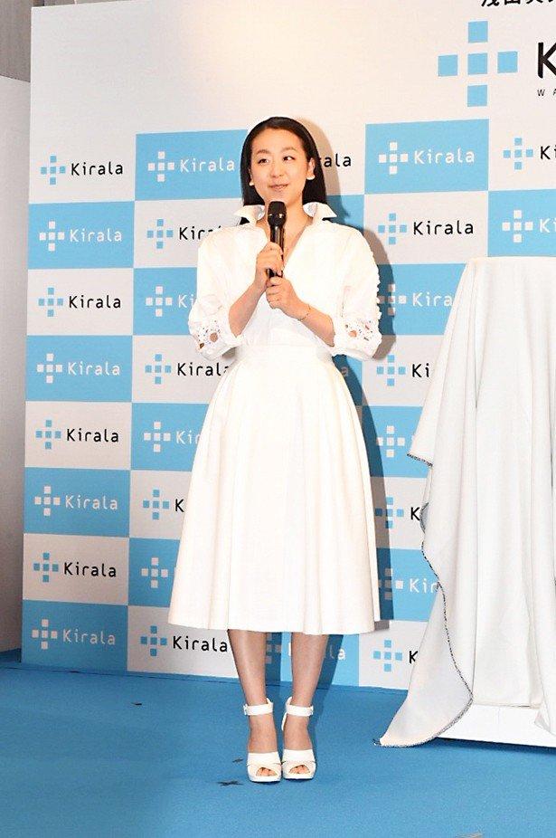 愛知県の県民栄誉賞第1号に浅田真央が選ばれ、本人も「すごく光栄です」と答える