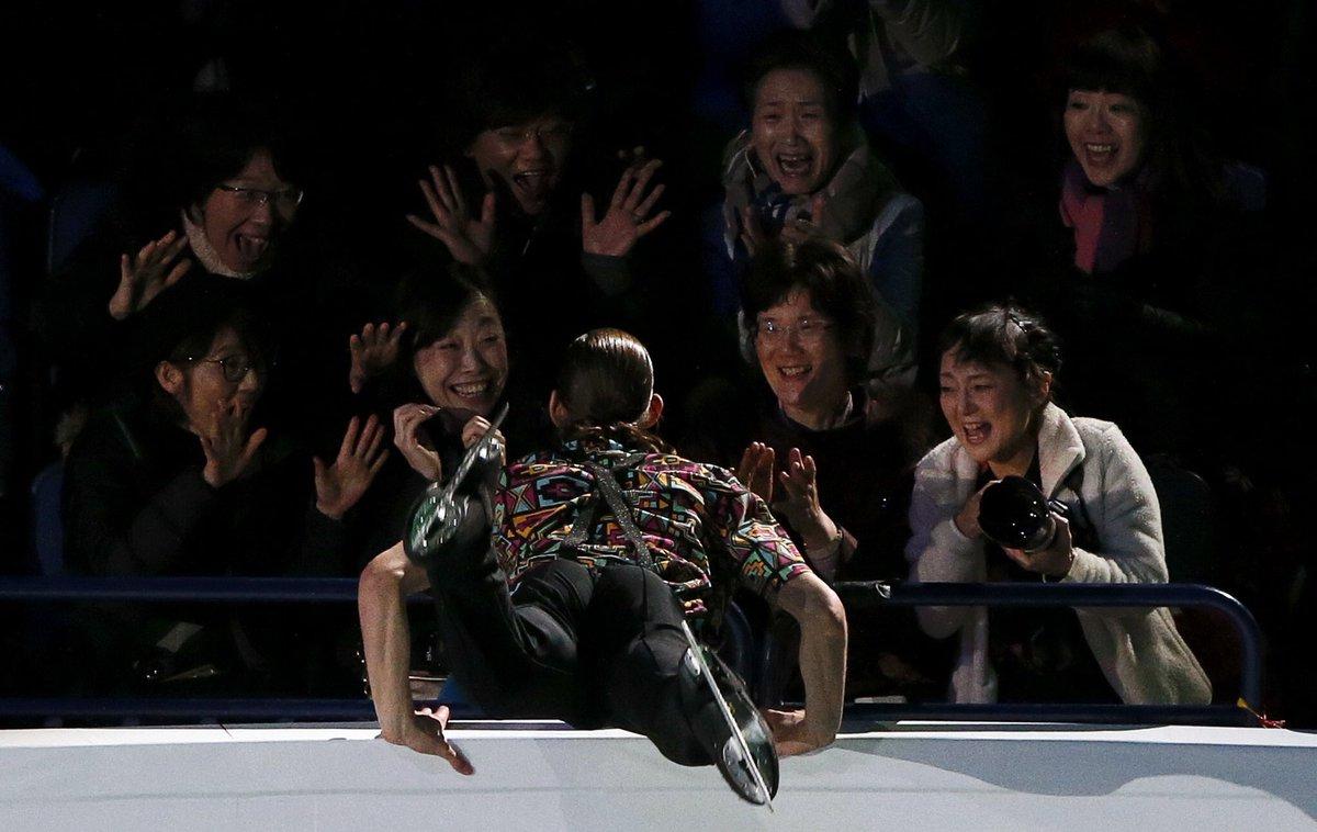 ジェイソン・ブラウン選手が「日本が大好き」と日本語でツイート。国別選手権に向けて来日を楽しみにしてるみたいだ