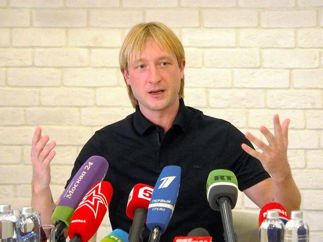 プルシェンコがロシアでスケート学校を開校「才能あれば無料」。息子さんやソトニコワ選手を指導していくとの事