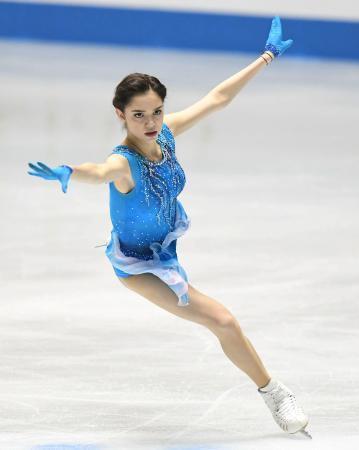 世界国別対抗戦2017。ロシアのメドベージェワがSP世界歴代最高80・85点!女子初の80点超え。三原舞依3位・樋口新葉5位。日本女子は2人とも自己ベスト更新
