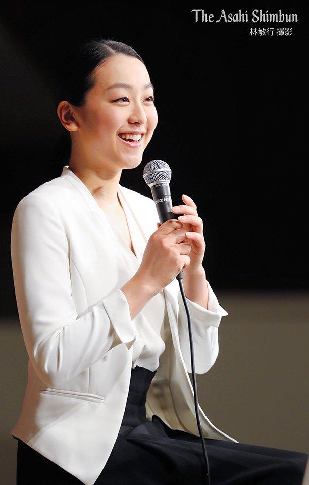 ドン小西が浅田真央の引退会見ファッションをチェック「究極のブラック&ホワイト」