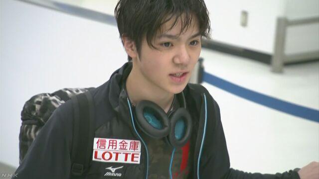 宇野昌磨選手が帰国。4回転ルッツ習得に意欲「サルコーよりやりがいがある」&ヘルシキ観光をチームジャパンで楽しむ