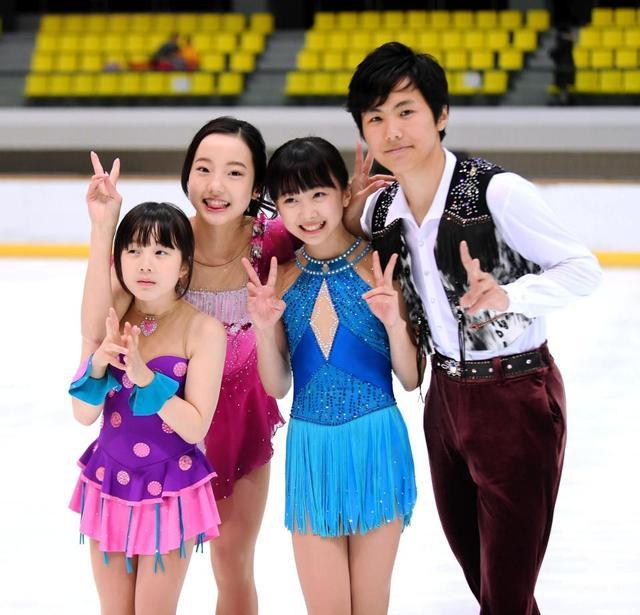 本田真凜ら本田兄妹4人が京都スケートフェスティバルで共演。