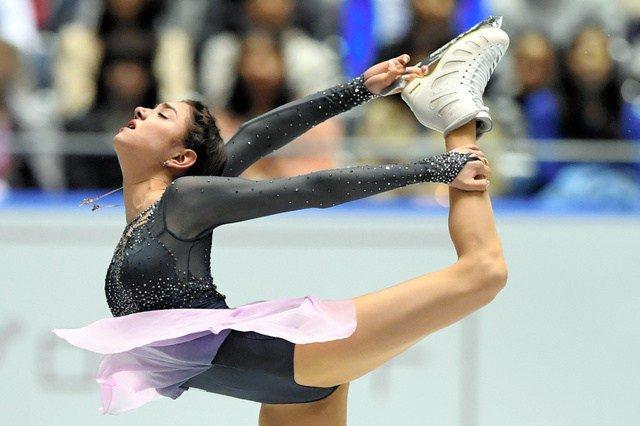 エフゲニア・メドベージェワはこれからも体形変化の心配なし?完璧過ぎてライバル不在。