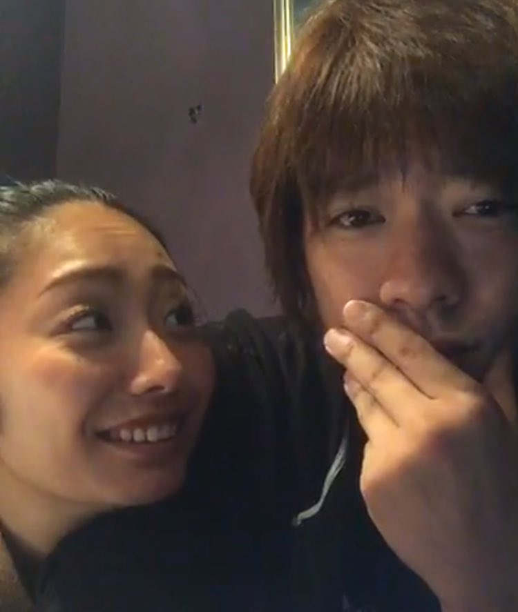 安藤美姫と元ジャニーズの小林宏一が良い感じの雰囲気に?プライベートでも仲が良さそうだ