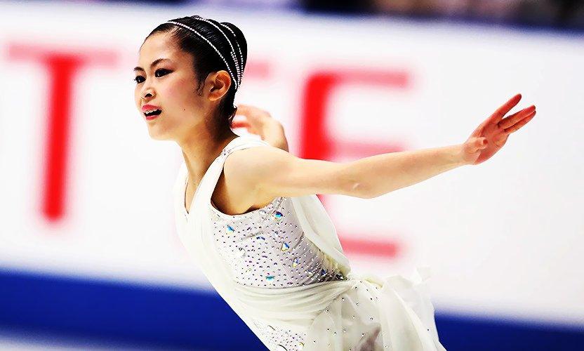 宮原知子選手の五輪シーズンGPシリーズ出場大会はNHK杯とスケートアメリカ。オリンピック出場目指してファンは全力で応援