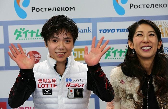 今日は宇野昌磨選手の振り付けを担当する樋口美穂子コーチの誕生日。多くのファンが祝福