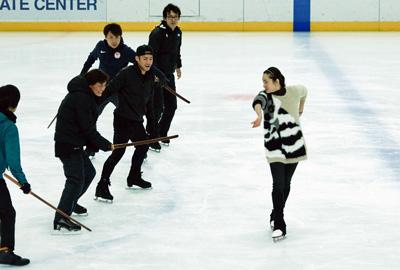 明日5月20日開催。氷艶2017に出演する高橋大輔・ 荒川静香らの開幕直前の練習風景を公開