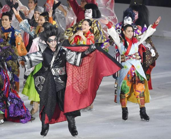 荒川静香・高橋大輔らが出演した氷艶 HYOEN2017破沙羅がNHKBSプレミアムで放送決定