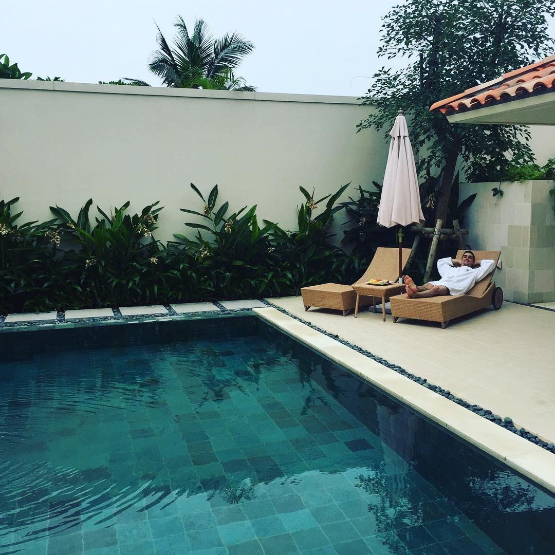 最強タッグ再び?安藤美姫とハビエルフェルナンデスが沖縄で同じホテルに宿泊