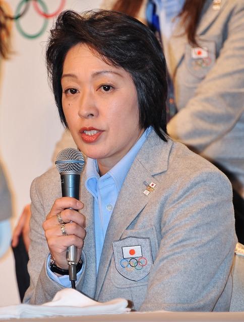 橋本聖子選手強化本部長がJOC副会長就任へ