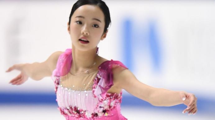 日本一美しい!女性スポーツ選手ランキングで本田真凜が1位に選ばれる